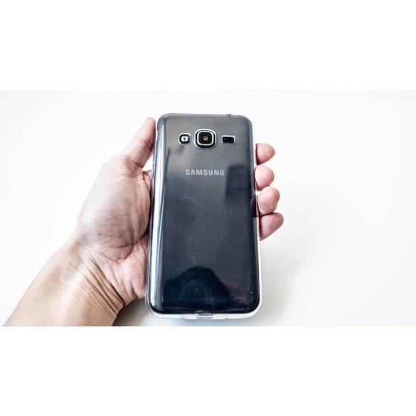 Huawei Mate 10 Lite, TPU szilikon tok, átlátszó